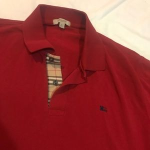 Other - Burberry polo